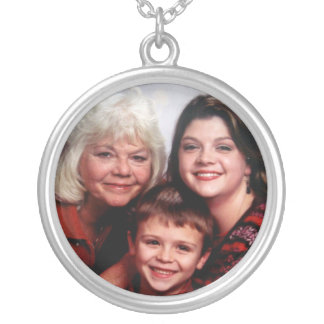 Mom and Shannon Necklace