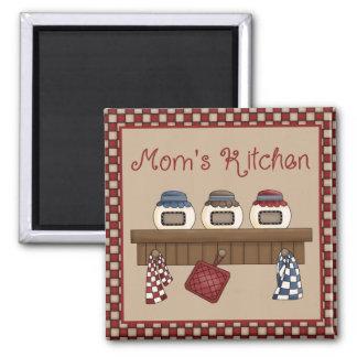 mom's kitchen magnet