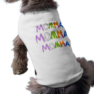 Mom art momma mommy mother fun colorful T-Shirt