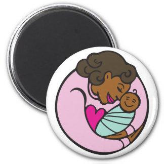 Mom & Baby Magnet