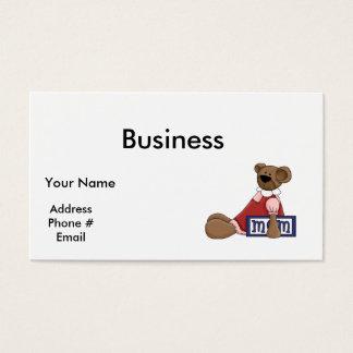 mom_bear business card