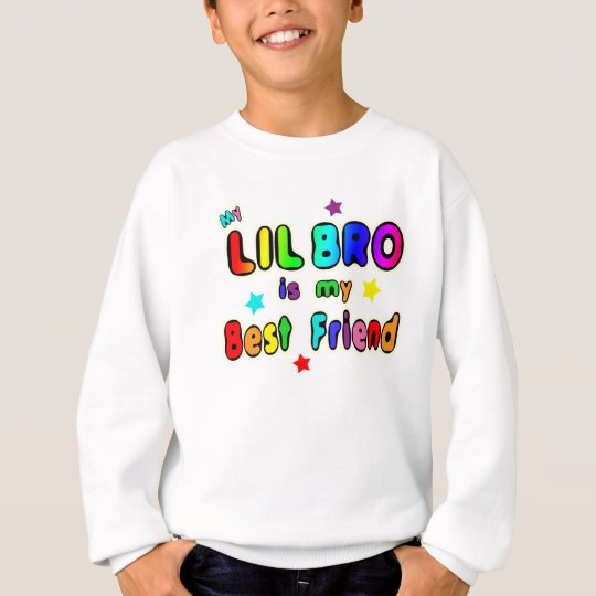 Mom Best Friend Sweatshirt