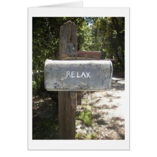 MOM BIRTHDAY HUMOR - RELAX-YOU REMEBER HOW? CARD