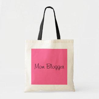 Mom Blogger Tote Bag