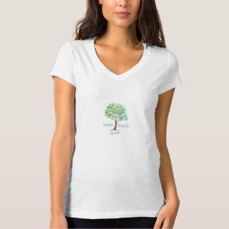 Mom Body Spirit Ultra-Light Soft Cotton T-Shirt