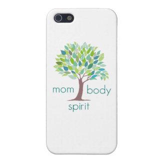 Mom Body Spirt iPhone 5/5s Case