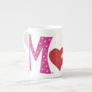 Mom Bone China mug