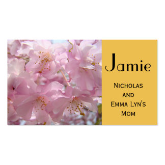 Mom Business Cards Personalized Kids Mom custom