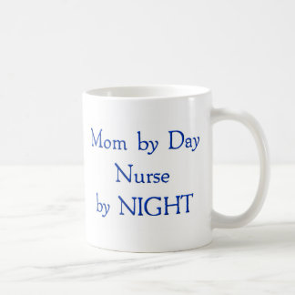 Mom by Day Coffee Mug