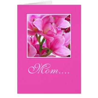Mom.... - Card