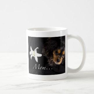 Mom…Cavalier King Charles Spaniel Mug
