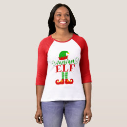 Mom Christmas Tshirt - Holiday Gift