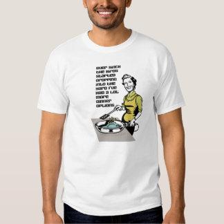 Mom Cookin' T shirt
