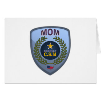 MOM CSM CARD