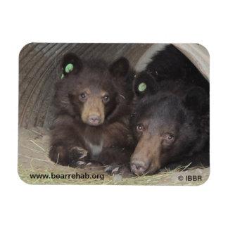 Mom & cub 2013 Premium Flexi Magnet