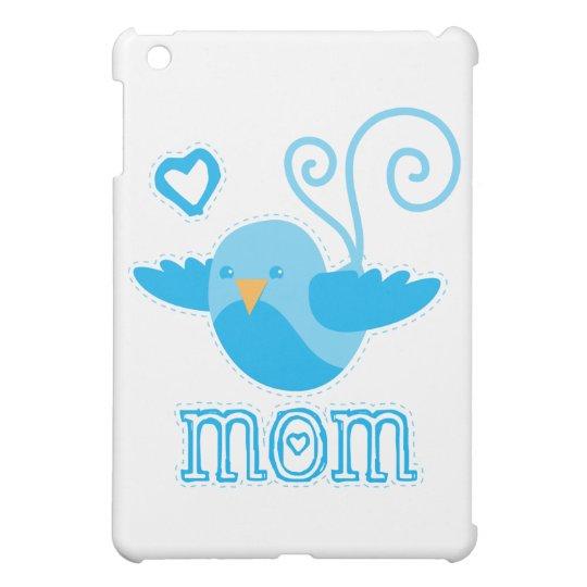 mom cute birdy iPad mini cases