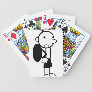 mom dad sister brother office home party shower bicycle playing cards