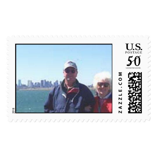 Mom & Dad Stamped! Postage