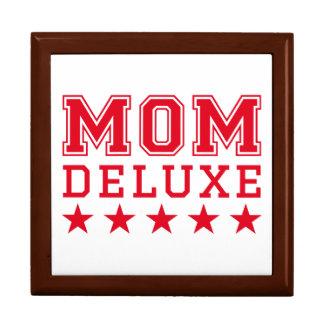 Mom deluxe trinket box