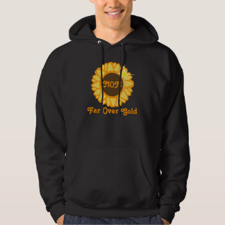 Mom Far Over Gold Gold!-Customize Hoodie