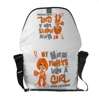 Mom Fights Like Girl Leukemia 42.9.png Messenger Bags