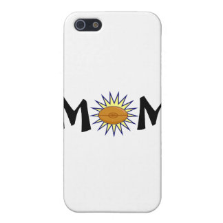 Mom Football Case For iPhone 5/5S
