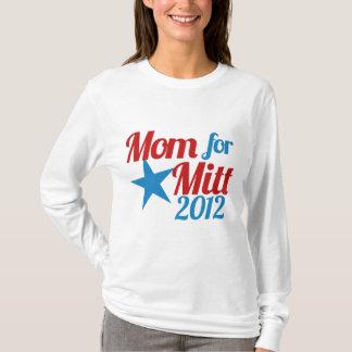 Mom for Mitt Romney T-Shirt