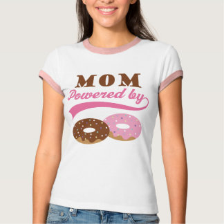Mom Gift (Donuts) T Shirt