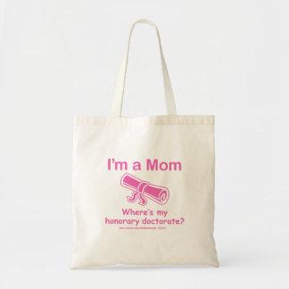 Mom Gift Tote by MDillon Designs