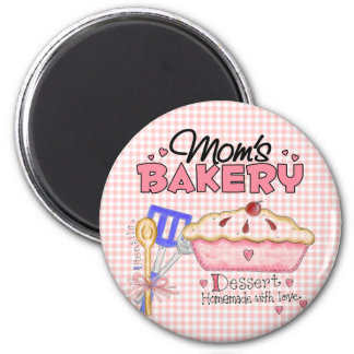 Mom Gifts 2 Inch Round Magnet