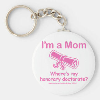 Mom Gifts by MDillon Designs Keychain