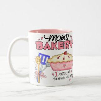 Mom Gifts Two-Tone Coffee Mug