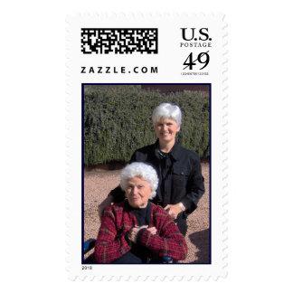 Mom & Grandma Stamp