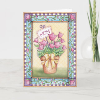 Mom - Greeting Card