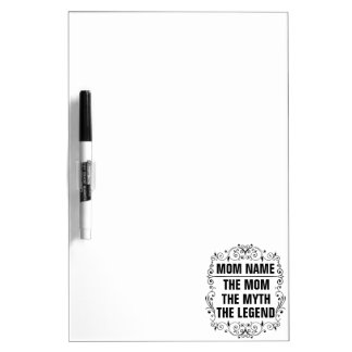 Mom Happy Mother's Day Dry Erase Board