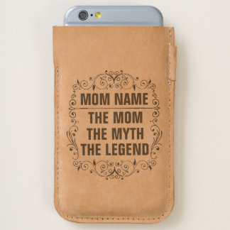 Mom Happy Mother's Day iPhone 6/6S Case