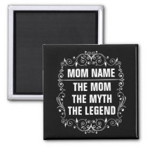Mom Happy Mother's Day Magnet