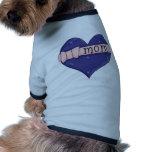 mom_heart camisa de perrito