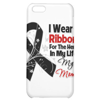 Mom Hero in My Life Cancer Cover For iPhone 5C