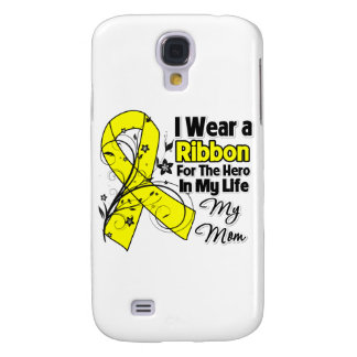 Mom Hero in My Life Sarcoma Galaxy S4 Cover