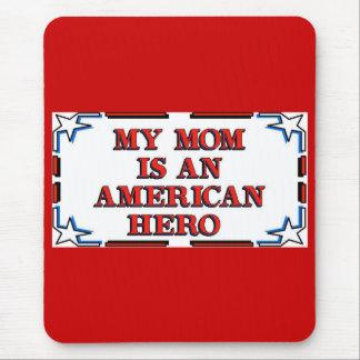 Mom Hero Mouse Pad