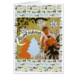 mom holiday 2008 greeting card