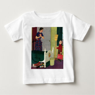 Mom, I Cleaned My Room! Infant T-shirt