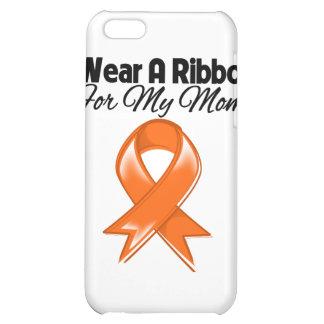 Mom - I Wear Orange Ribbon Stylish iPhone 5C Case