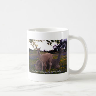 Mom I will stand by your side forever and ever! Coffee Mug