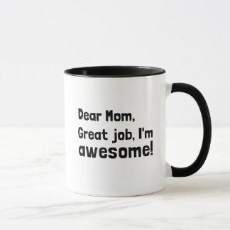 Mom Im Awesome Mug