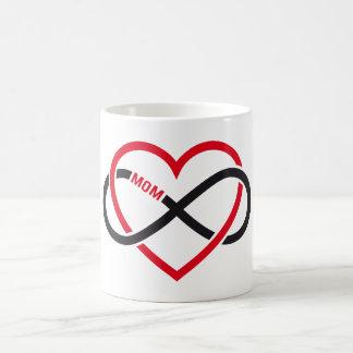 Mom infinity heart for Mother's day Coffee Mug