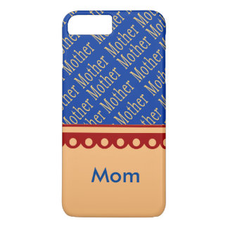 Mom iPhone 7 plus, barely there iPhone 7 Plus Case