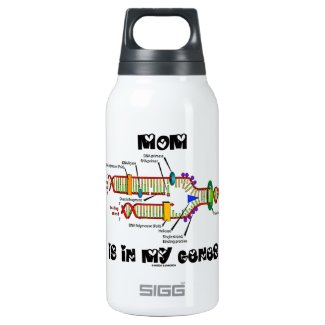 Mom Is In My Genes (DNA Replication) SIGG Thermo 0.3L Insulated Bottle