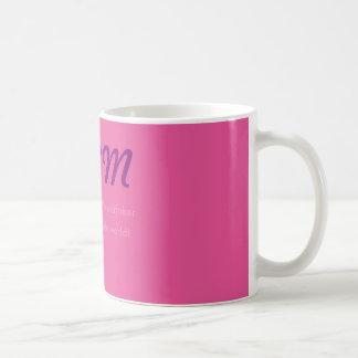 Mom is my favorite coffee drinker... coffee mug